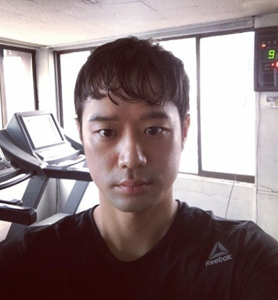 Cheon Jeong-myeong post work out