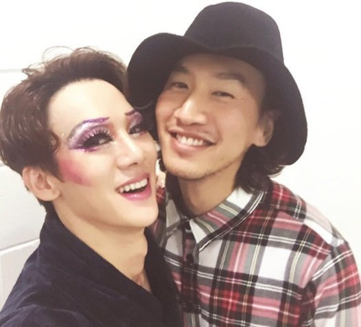 Yoo Yeon-seok and Lee Kwang-soo, Hedwig and the Asian Prince