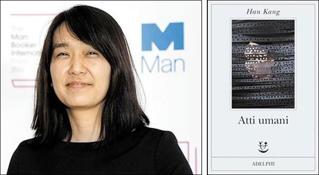 Novelist Han Kang Wins Prestigious Italian Literary Award