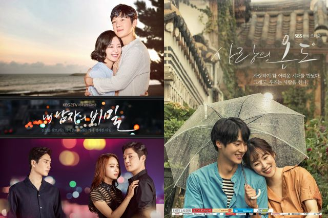 Korean dramas starting today 2017/09/18 in Korea