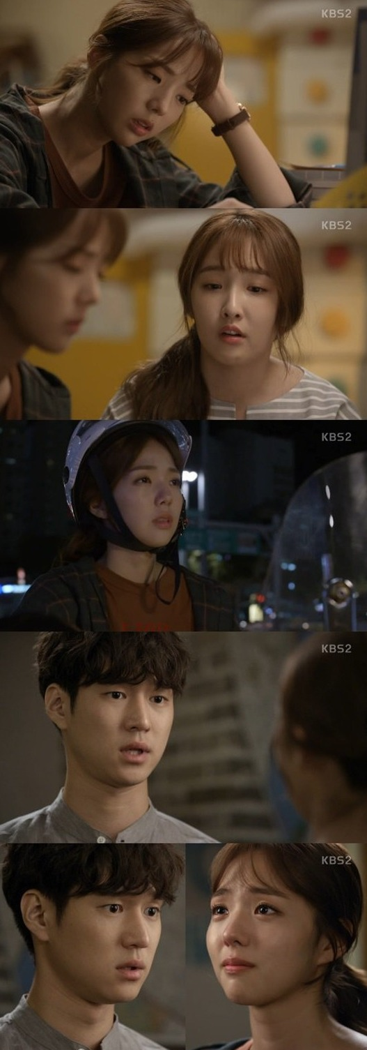 [Spoiler] Added episodes 13 and 14 captures for the Korean drama 'Strongest Deliveryman'