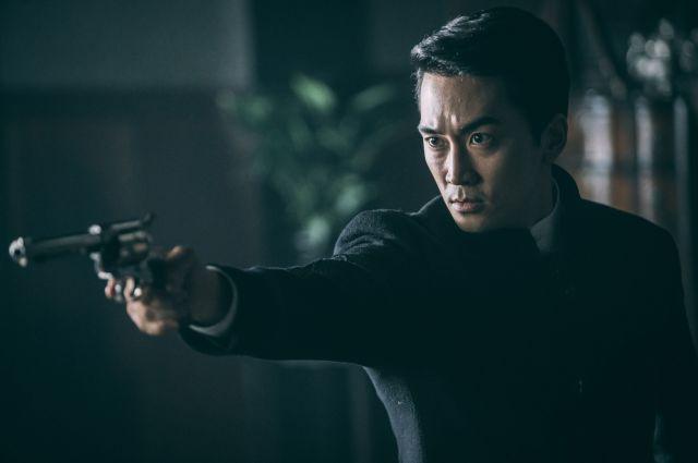 "[Photos + Video] Go behind-the-scenes of Korean movie ""Commander Kim Chang-soo"""