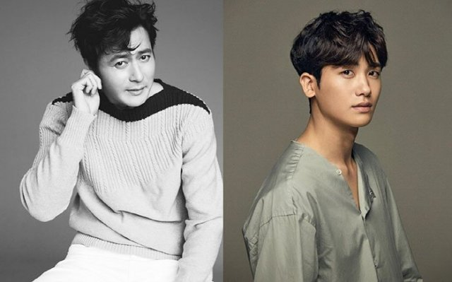 Jang Dong-gun, Park Hyung-sik to Star in Remake of U.S. TV Series