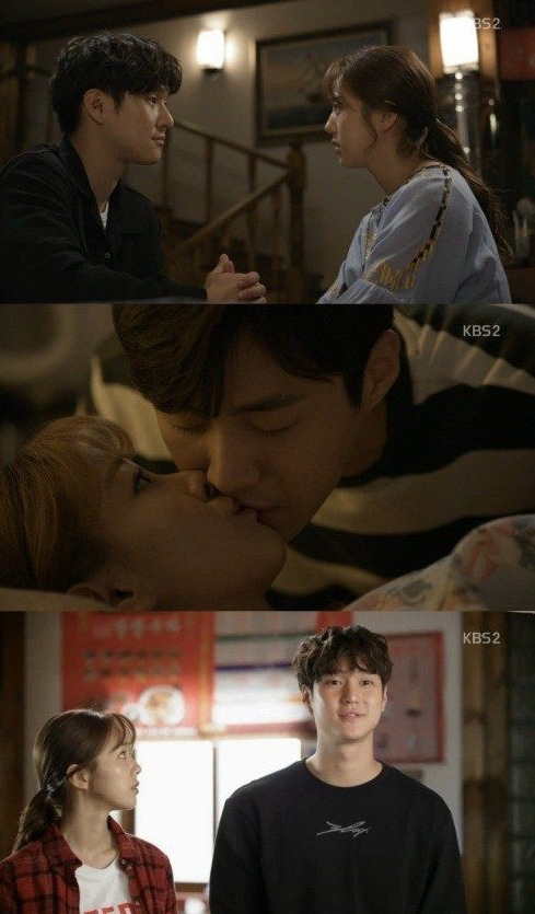 [Spoiler] Added final episodes 15 and 16 captures for the Korean drama 'Strongest Deliveryman'