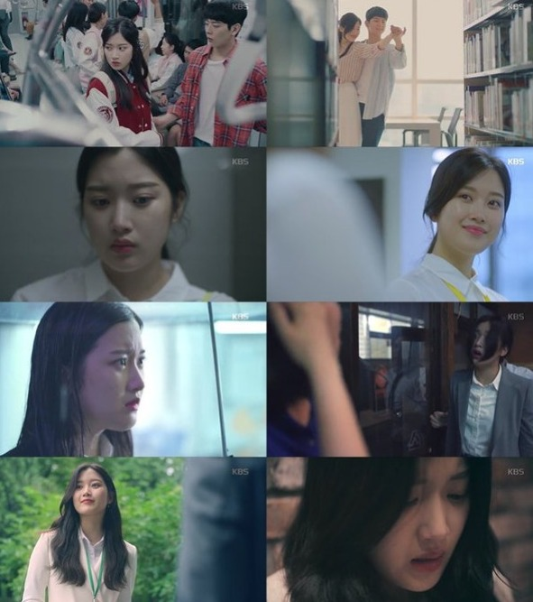 [Spoiler] Added episode captures for the Korean drama 'Drama Special – Waltzing Alone'