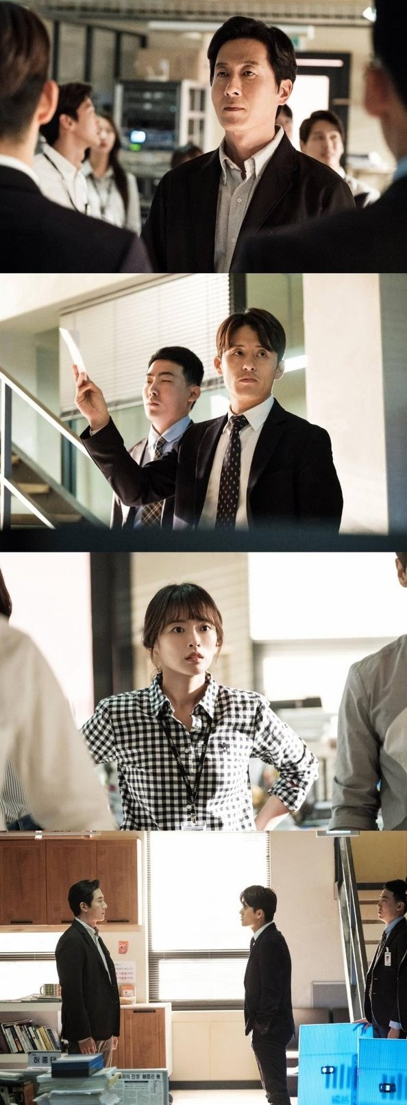 [Spoiler] Added episode 7 captures for the Korean drama 'Argon'