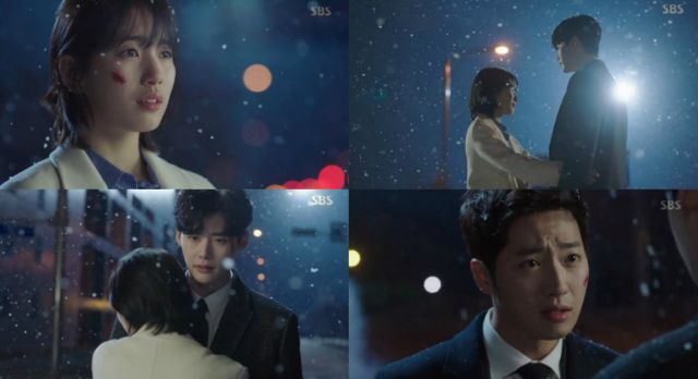"[HanCinema's Drama Review] ""While You Were Sleeping – 2017"" Episodes 1-2"