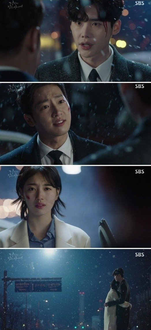 [Spoiler] Added episode 2 captures for the Korean drama 'While You Were Sleeping – 2017'