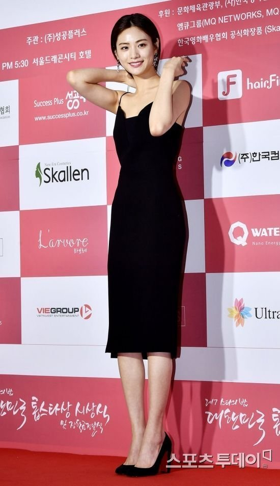 Nana Is Lovely On The Red Carpet Hancinema The Korean