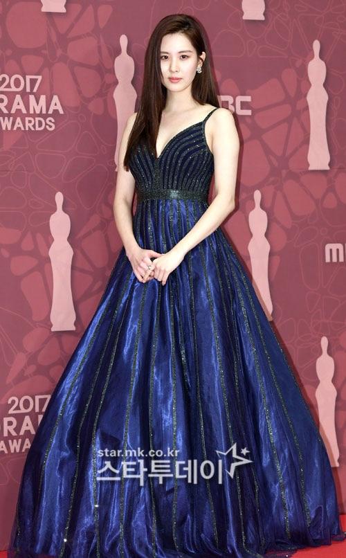 Photos] MBC Drama Awards 2017 - Ladies on the Red Carpet
