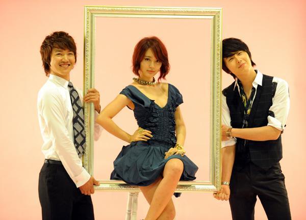 My fair lady korean drama 2009 hancinema Yoon eun hye fashion style in my fair lady