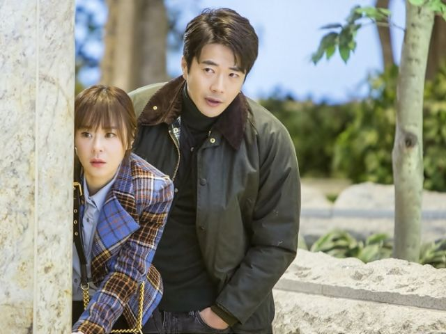 Seol-ok and Wan-seung