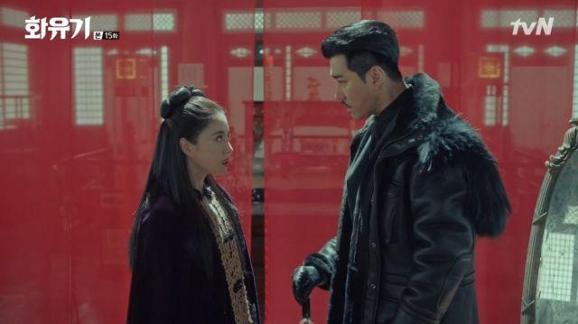 Ma-wang being manipulated by Ah Sa-nyeo again