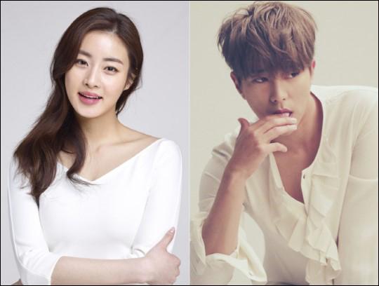 Kang So-ra and Yoon Hyun-min Couple Up for