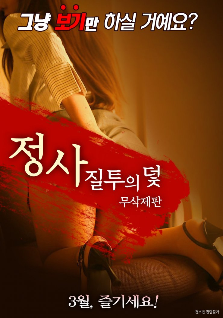 An Affair: Trap of Jealousy - Unfinished Edition (Korean Movie