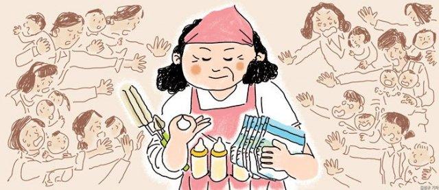 2018winter Keep Warm Point Finger Missing Finger Driving Type Knitting Half Gloves Bts Twice Kpop Cartoon Lovely Seventeen 100% Guarantee Apparel Accessories