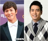 Joo Won and Joo Sang-wook in