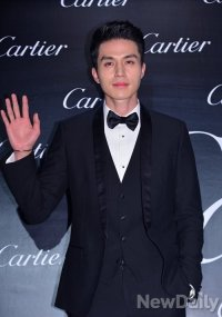 lee dong wook dating 2015